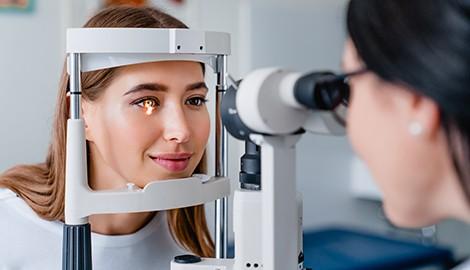 Когда нужно обратиться к офтальмологу?
