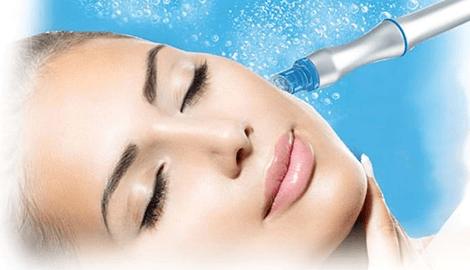 Hydraprofacial: голливудская чистка лица.