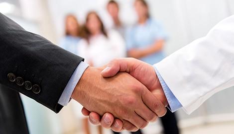 Медицинское обслуживание юридических клиентов